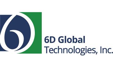 6D Global Technologies logo