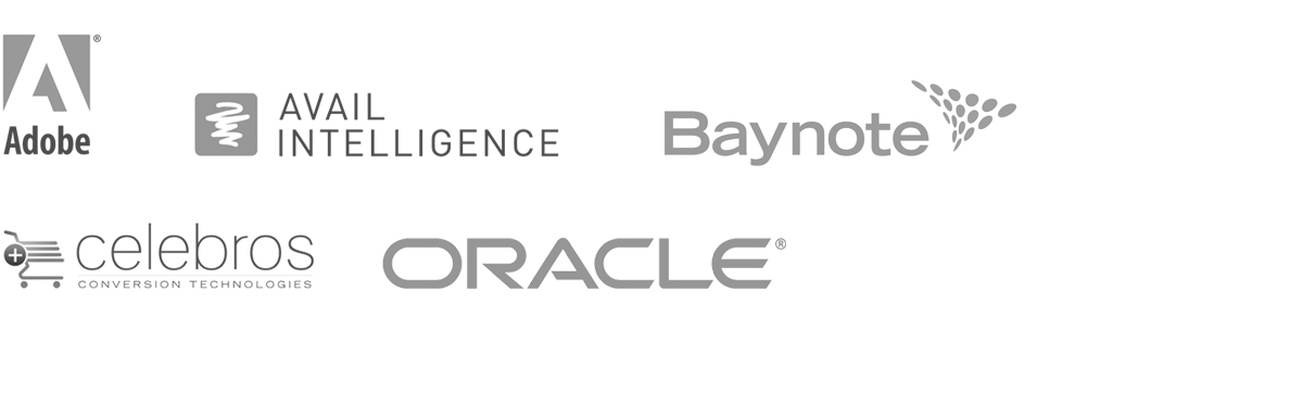 Third-Party Search Merchandizing Vendors - Adobe, Avail Intelligence, Baynote, Celebros, Oracle