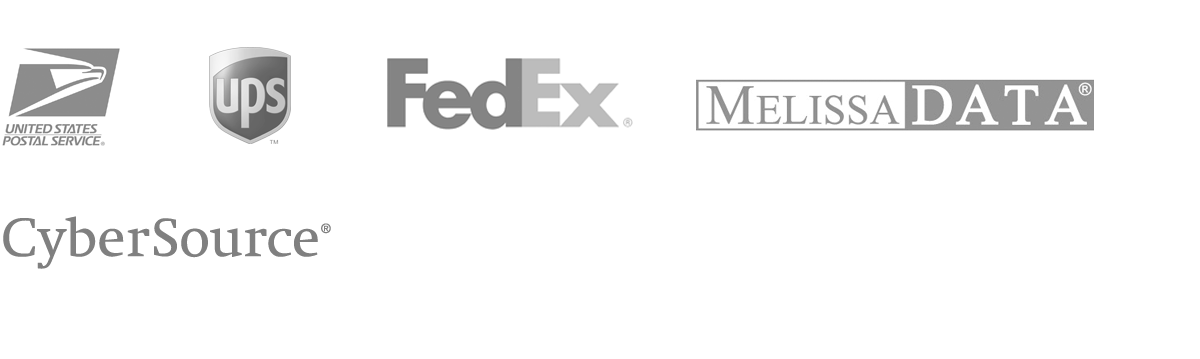 Commerce Engine Shipping and Address Validation - USPS, UPS, FedEx, Melissa Data, CyberSource