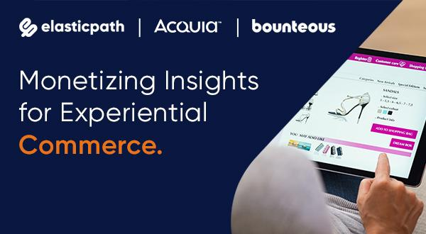Headless Monetizing Insights with Experiential Commerce Thumbnail