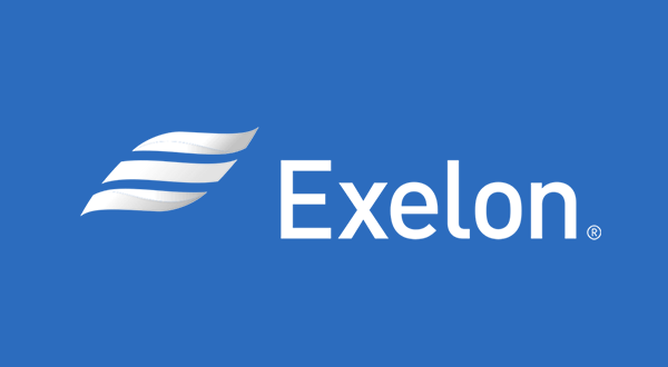 Exelon Logo Reversed RGBA