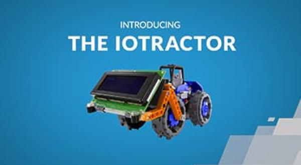 IoTractor Video Thumbnail