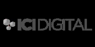 Grey ICI digital logo
