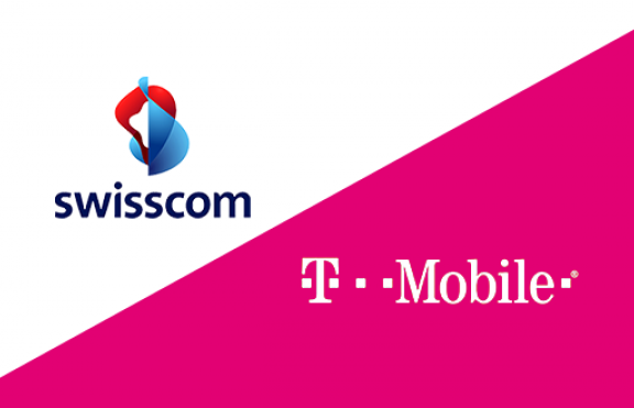 Swisscom T-Mobile MWC Ping Pong Element