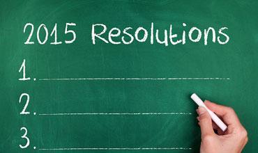 2015 resolutions image