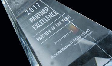 award partner of the year award