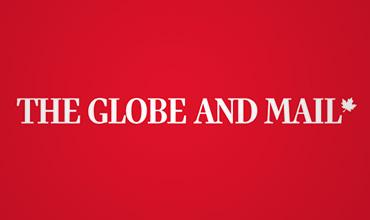In the news Globe and Mail thumbnail