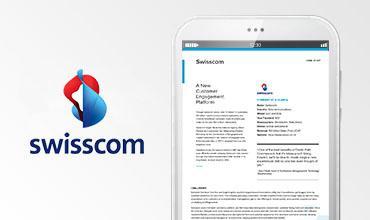 Swisscom Case Study Thumbnail
