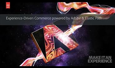 Adobe webinar elastic path future commerce