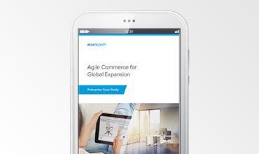 customer ecommerce case study