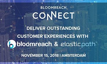 Bloomreach Connect Amsterdam