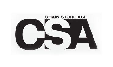 Chain store age logo