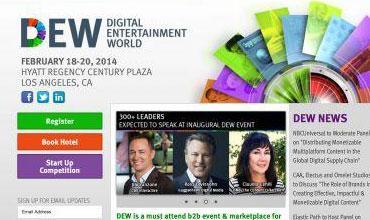 DEW Digital Customer Experience Founding Sponsors