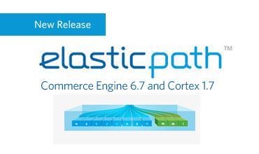 Elastic Path new release