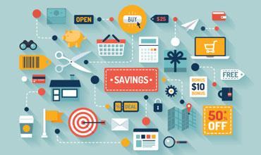 Future of ecommerce graphic