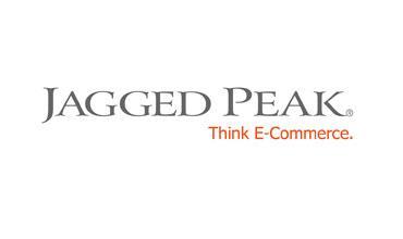 Jagged Peak think ecommerce logo