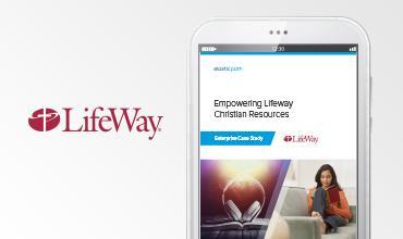 lifeway customer ecommerce case study