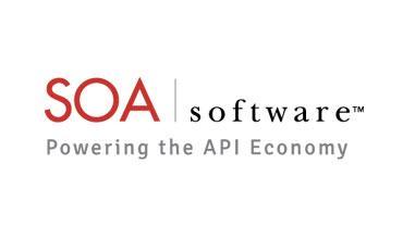 Soa Software logo and tagline