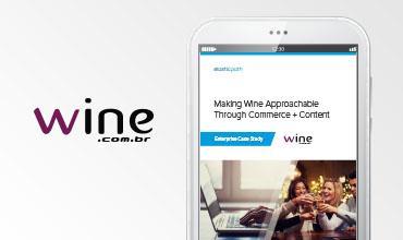 wine.com ecommerce case study